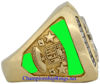 """Picture of 1995 Dallas Cowboys """"Super Bowl XXX"""" Champions 14K Gold, with Diamonds, Player's Ring"""