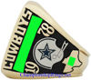 """Picture of 1978 Dallas Cowboys """"N.F.C."""" Champions 10K Gold, with Diamonds and Sapphires, Player's Ring"""