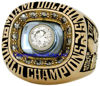 "Picture of 1972 Miami Dolphins *PERFECT SEASON* ""Super Bowl VII"" Champions 14K Gold and Diamond Staff Member's Ring"